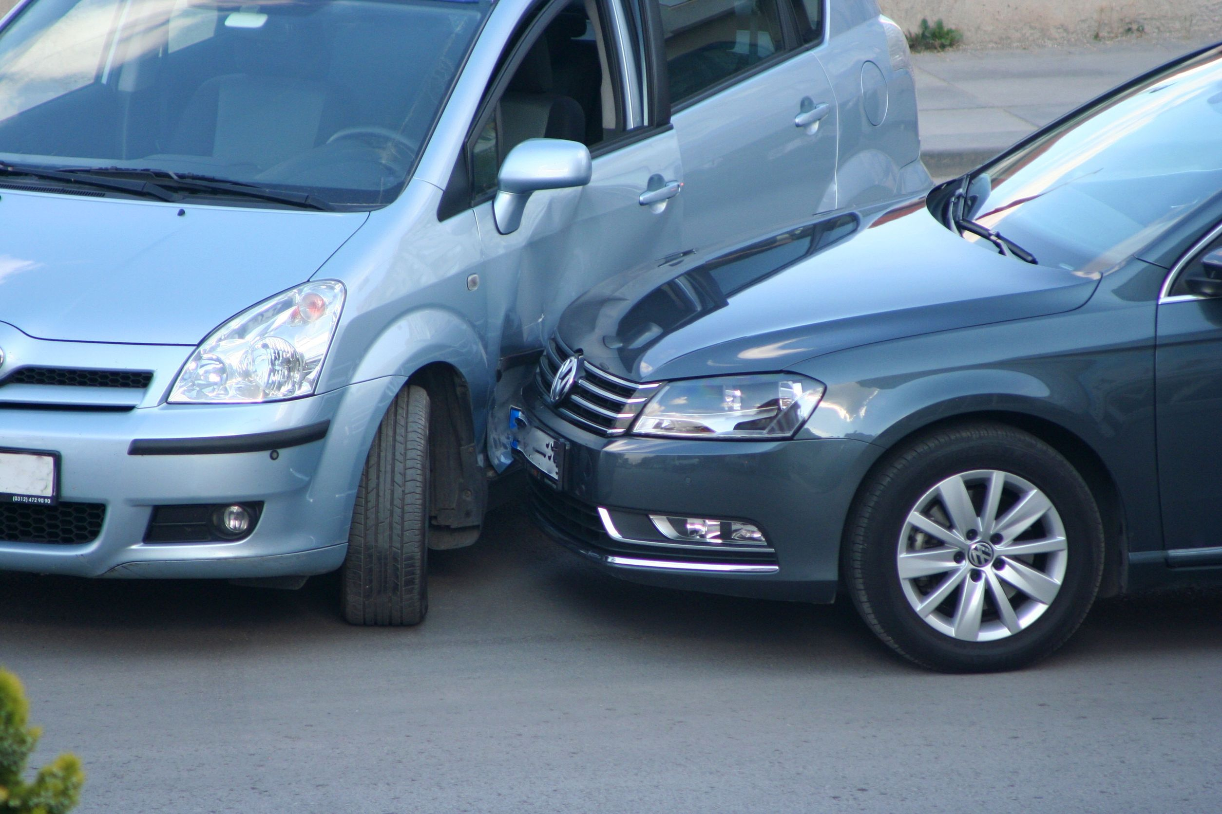 car accident - auto accident